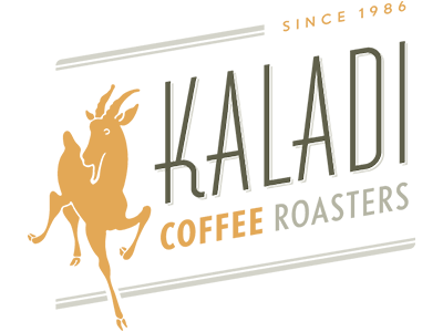 The Leaky Pot proudly serves Kaladi Coffee